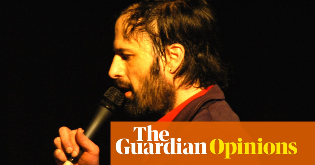 David Berman charted the jagged landscape of America – and himself