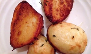 Gordon Ramsay fondant potatoes.