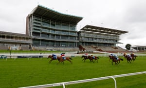 York races will take place on Saturday with no crowds present.