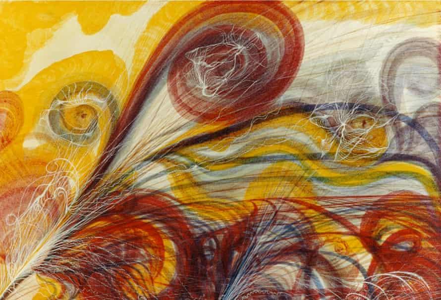 The Eye of God by Georgiana Houghton