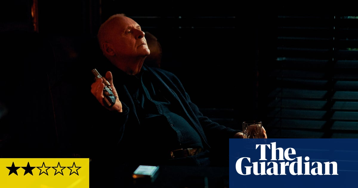 The Virtuoso review – Anthony Hopkins on autopilot for dull hitman thriller
