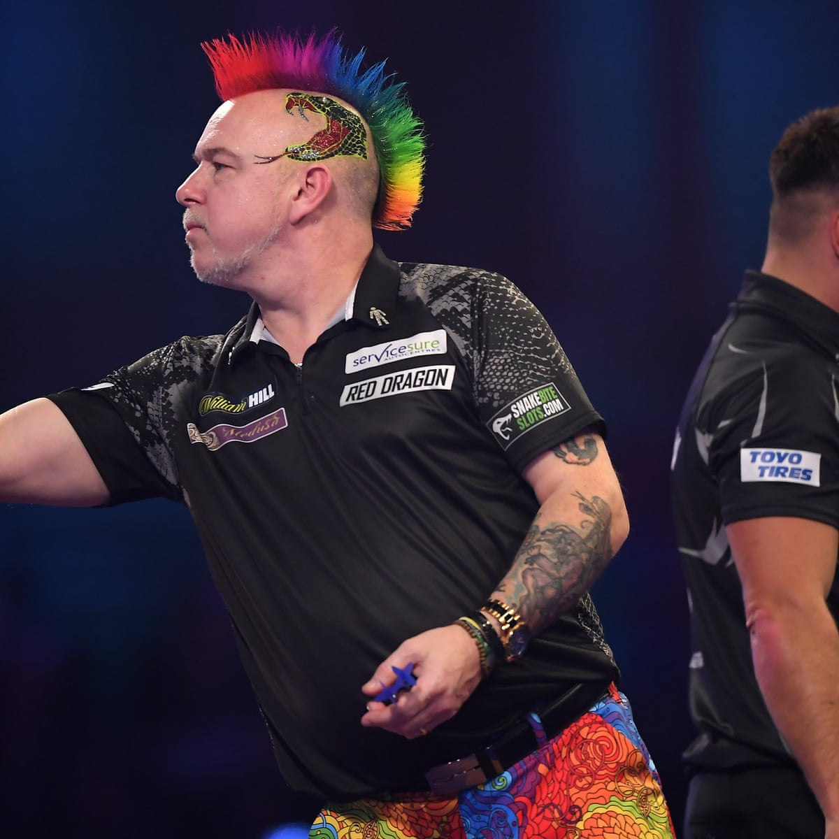 Champion Michael Van Gerwen And Peter Wright To Meet In Final Fling Darts The Guardian