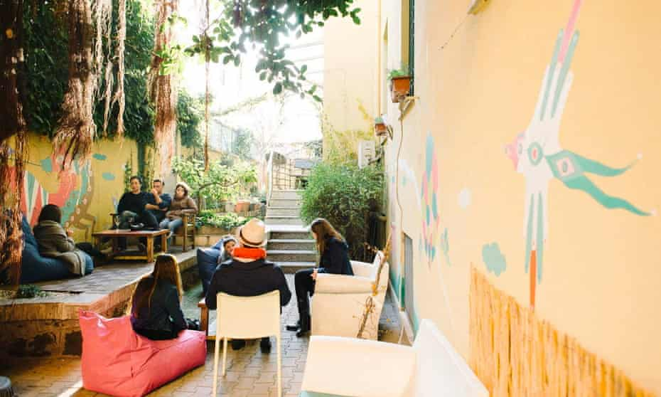 The Beehive Hostel, Rome, Italy
