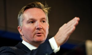 Chris Bowen says 'Scott Morrison has been caught out lying about Labor again'.