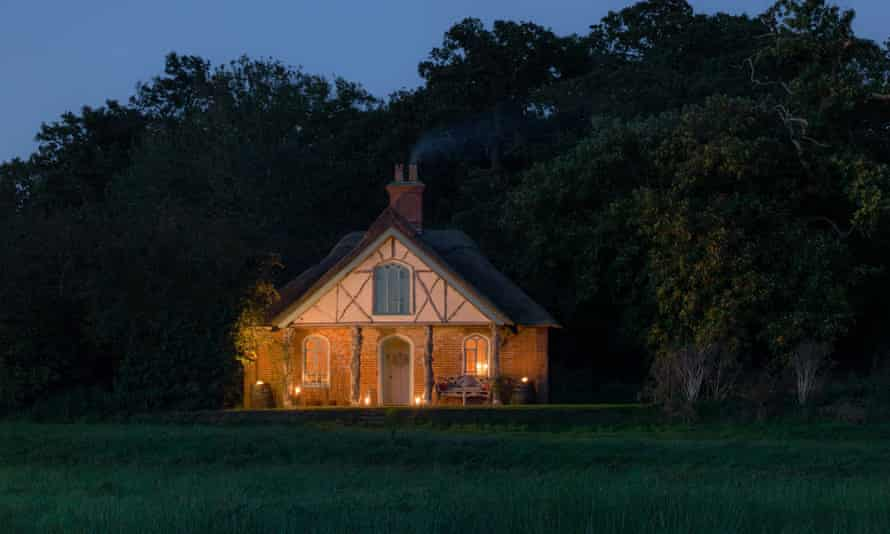 Hex Cottage, Wilderness Reserve, Suffolk.