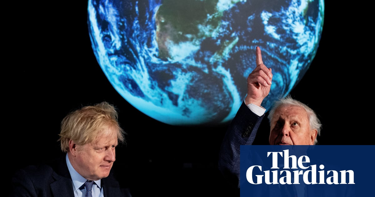 Boris Johnson 'missing in action' ahead of vital climate talks, says Keir Starmer