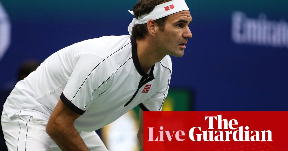 US Open 2019: Federer v Evans, Serena Williams, Konta and more  – live!