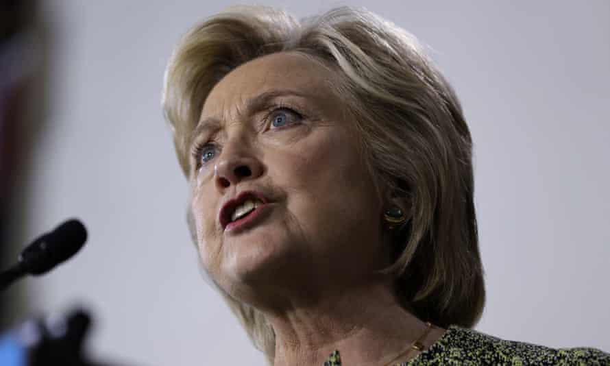 Hillary Clinton speaks in Philadelphia