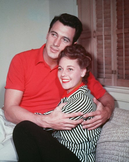 Executives married off Rock Hudson to his lesbian secretary, Phyllis Gates