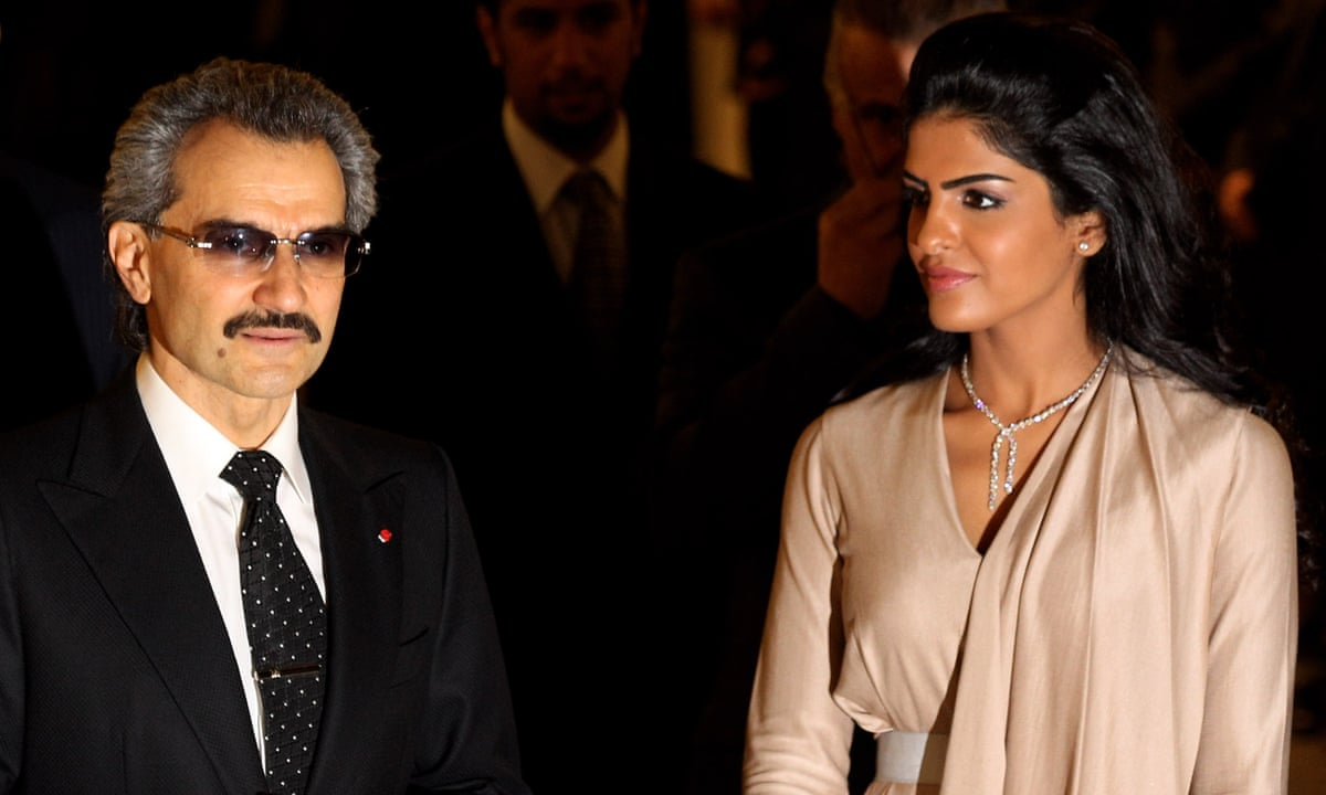 Prince alwaleed bin talal al saud investments 101 investment banking modeling books
