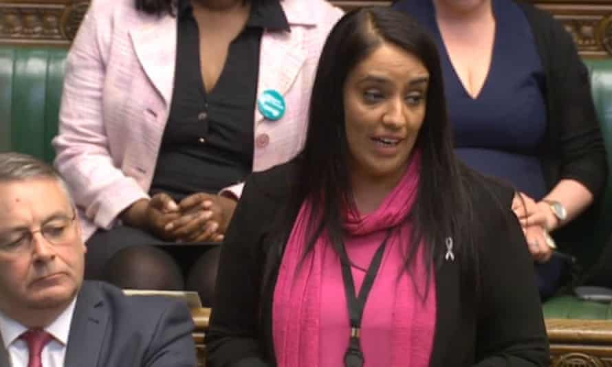 Naz Shah apologises to the House of Commons for words she used in a Facebook post about Israel