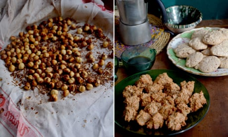 Rachel Roddy's recipe for hazelnut biscuits