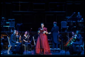 Aboriginal opera singer Deborah Cheetham.