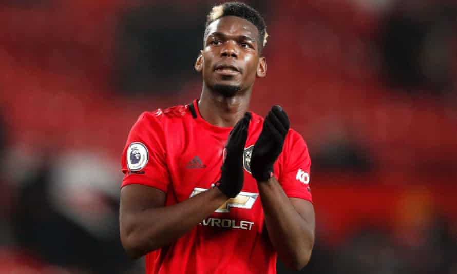 Paul Pogba's future at Manchester United has been subject of much speculation