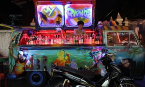 From dusk till dawn: in search of old-school Bangkok