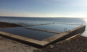 8. Belmullet Tidal Pool, Co Mayo