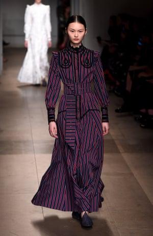 Erdem AW17, London fashion week
