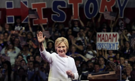 Hillary Clinton became the first female candidate to win a presidential primary in 2008. She made history again this year.