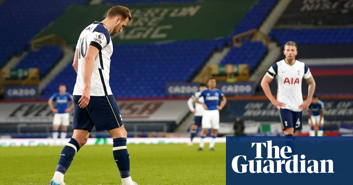 Tottenham face anxious wait on Harry Kane's fitness for Carabao Cup final