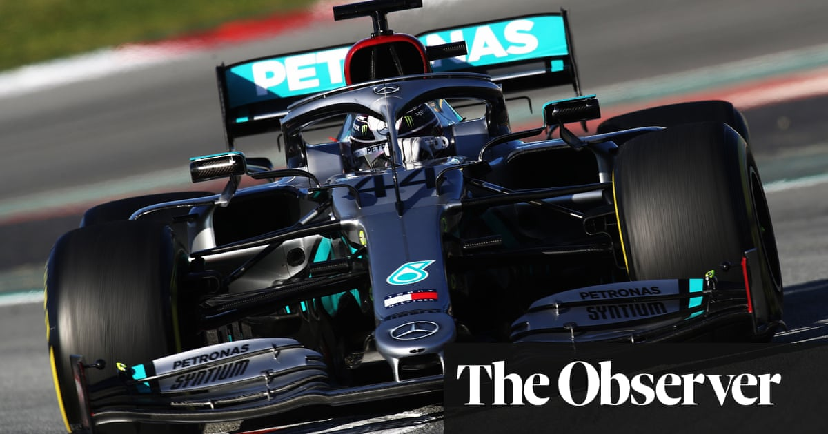 Mercedes still look supreme after testing but Red Bull are ready to fight | Giles Richards