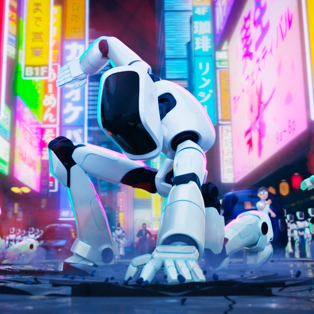 The Mitchells vs the Machines, AI and Netflix: have the robots taken over  cinema? | Movies | The Guardian
