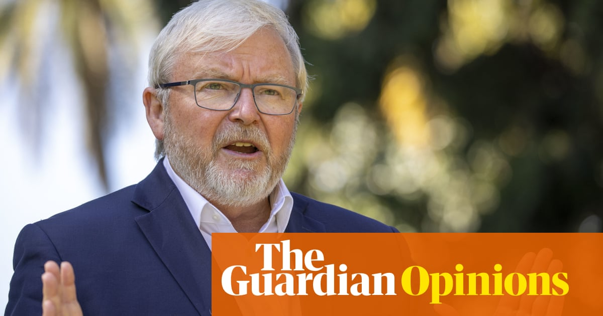 Kevin Rudd demands fair shake of the sauce bottle after Murdochs huge whack | The Weekly Beast