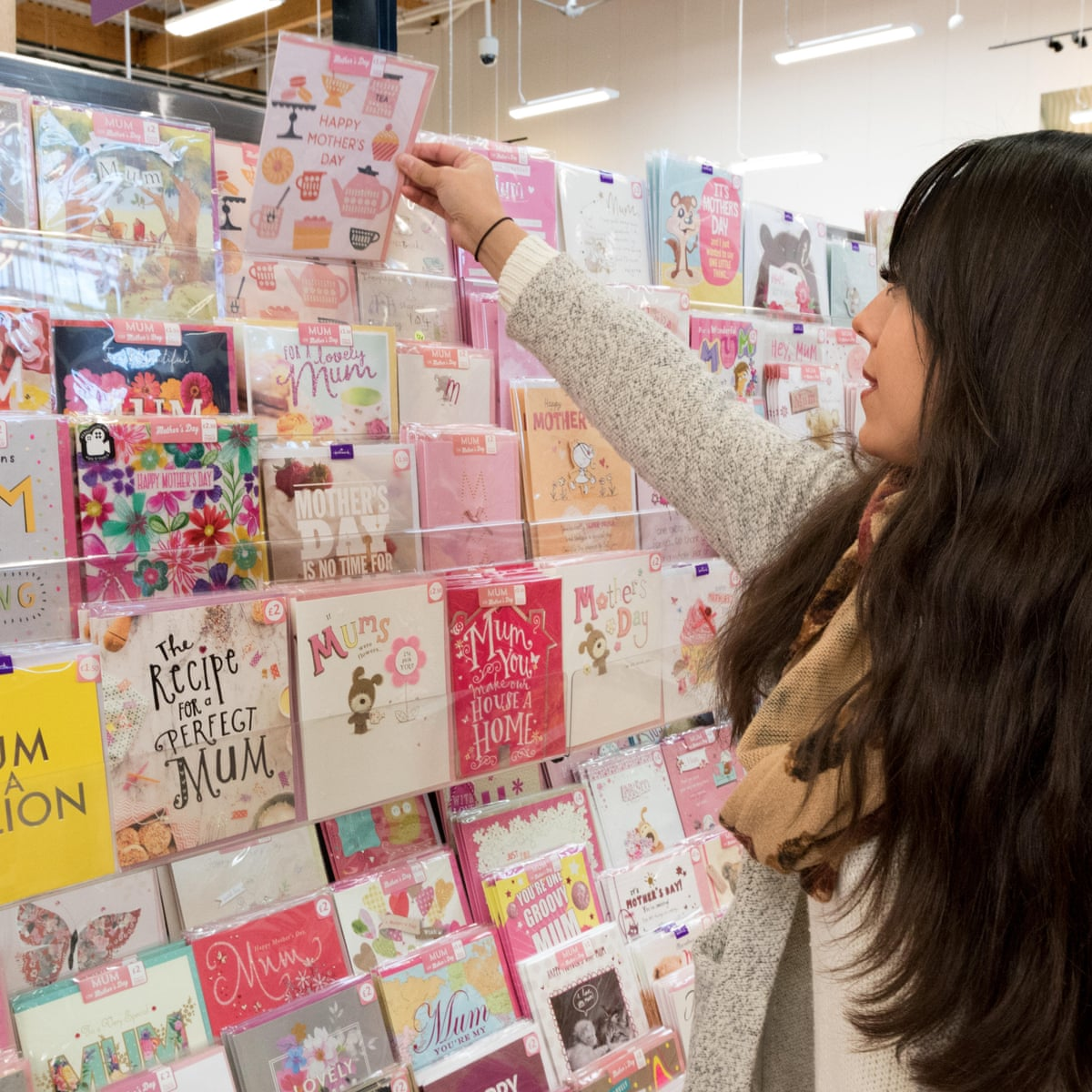 Enduring Love How Greetings Cards Are Surviving The Smartphone Era Valentine S Day The Guardian
