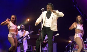 James Brown in 2000