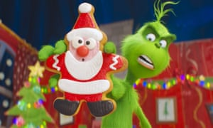Christmas Grinch.The Grinch Review Sweet Return Of The Christmas Killjoy