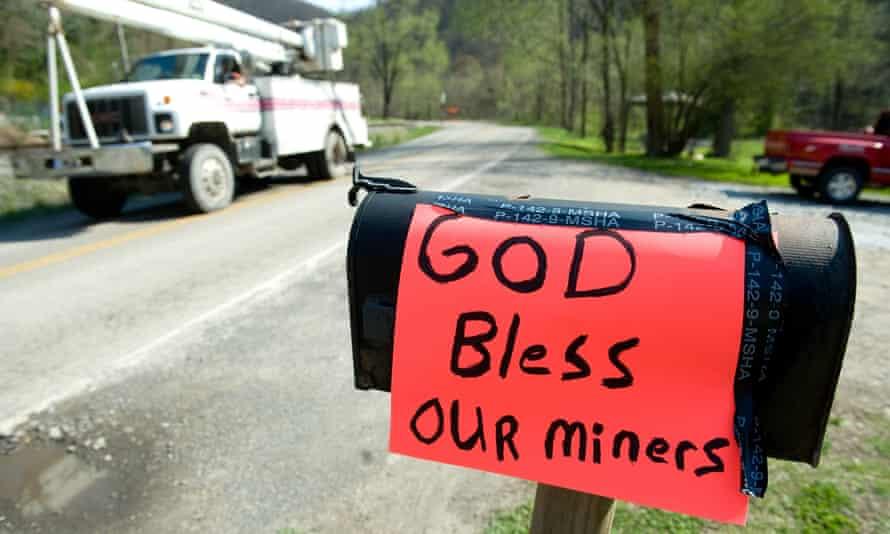 coal mining industry US