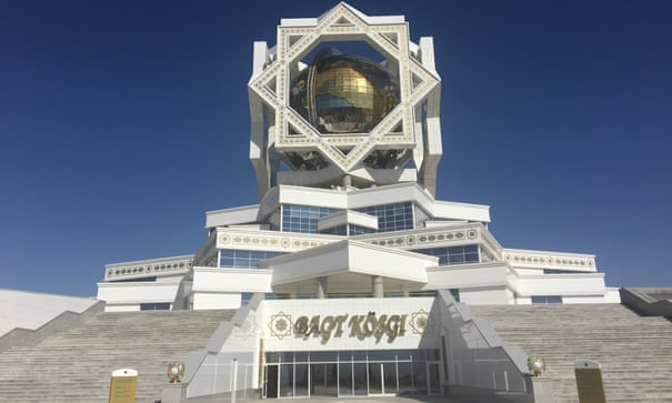 Inside Ashgabat, the flashy but empty 'city of the dead' | Cities