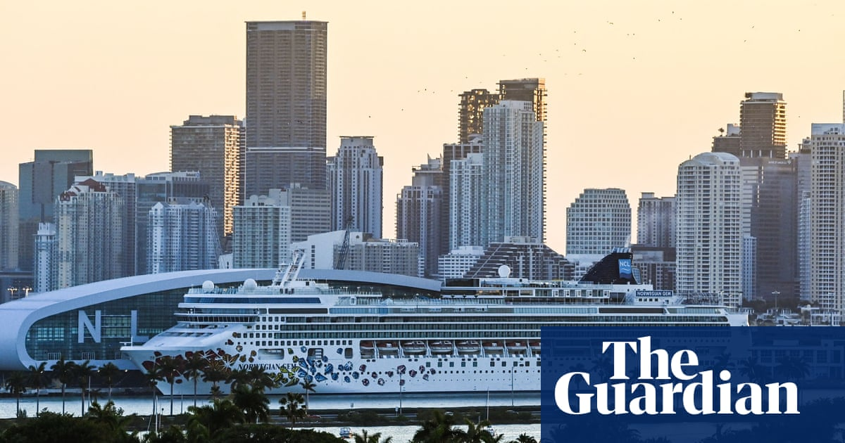 Norwegian cruise company sues Florida over ban on Covid vaccine passports