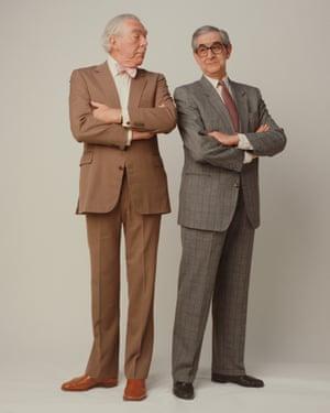 Frank Muir And Denis Norden