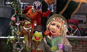 The Muppet Christmas Carol – a 'gonzo' take on Dickens.