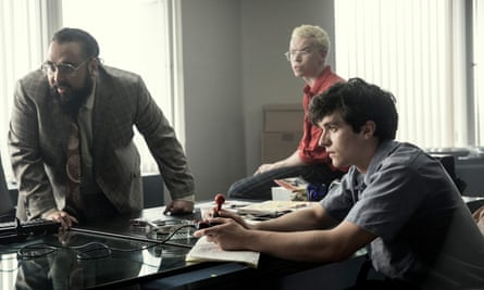 Where your decisions are the difference between life and death … Bandersnatch.