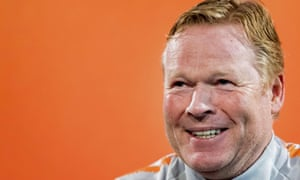 Ronald Koeman says there are 'great talents' in his Netherlands squad going to the Nations League finals.