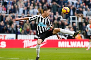 Miguel Almiron has breathed new life into Newcastle.