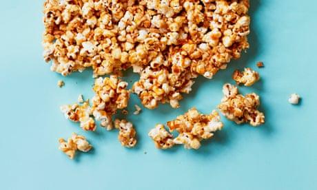 LIam Charles' accidental honey popcorn recipe