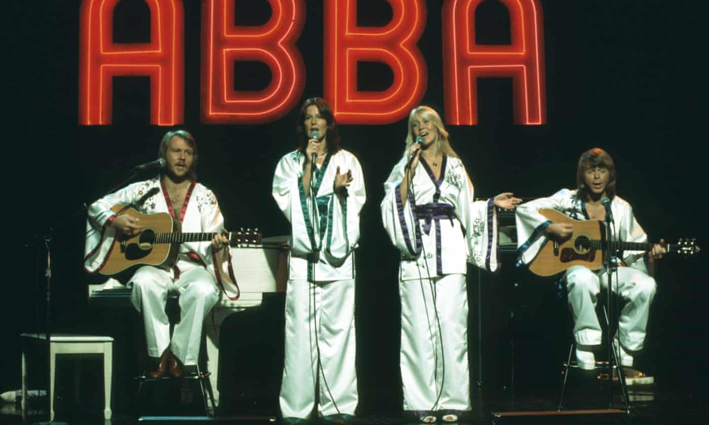 'Big and bold' Abba exhibition revisits 70s UK and nul points