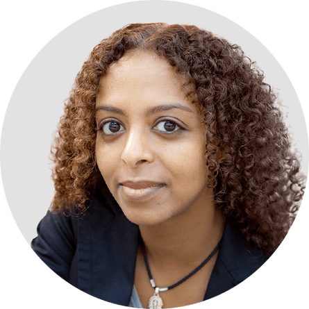 Maaza Mengiste. Circular panelist byline
