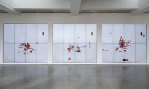 Ian Cheng: BOB, at Serpentine Gallery, London.