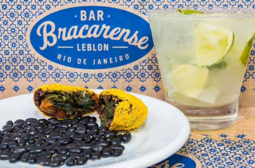Bar Bracarense, Leblon, Rio de Janeiro