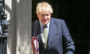 A spokesman for Boris Johnson said the government 'would encourage employers to be understanding'.