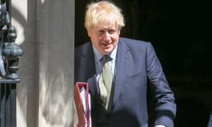 Boris Johnson leaves for Prime Minister's Questions, Downing Street, London, UK - 22 Jul 2020<br>Mandatory Credit: Photo by Mark Thomas/REX/Shutterstock (10719198a) Prime Minister, Boris Johnson, leaves number 10 Downing Street for Prime Minister's Questions Boris Johnson leaves for Prime Minister's Questions, Downing Street, London, UK - 22 Jul 2020