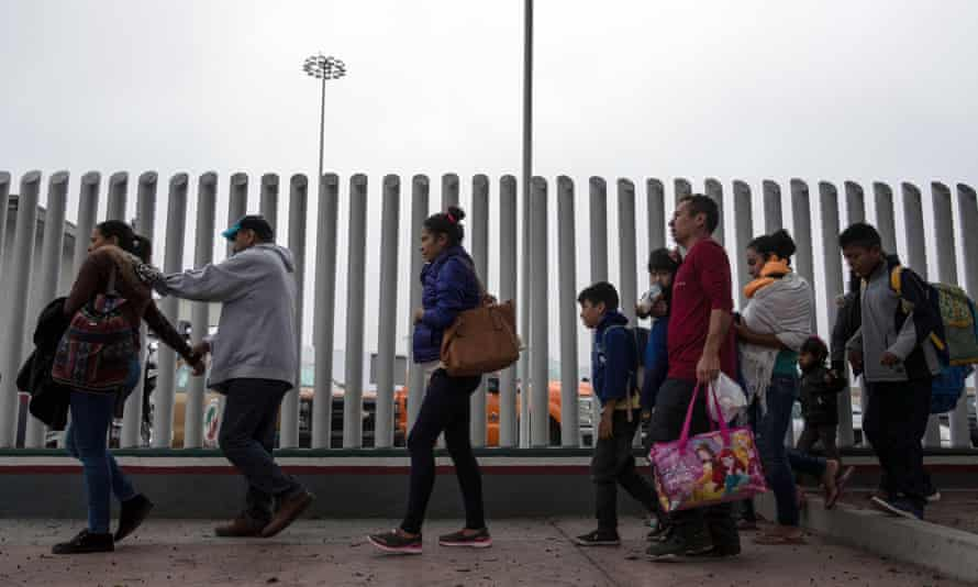 Thousands of children were separated from their parents in 2018 as a result of a 'zero tolerance' policy imposed by Donald Trump.