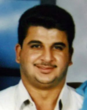 Baha Mousa, 26, who died in British detention