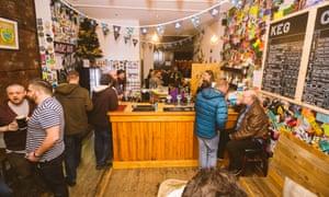 The Bar Stewards, Sheffield