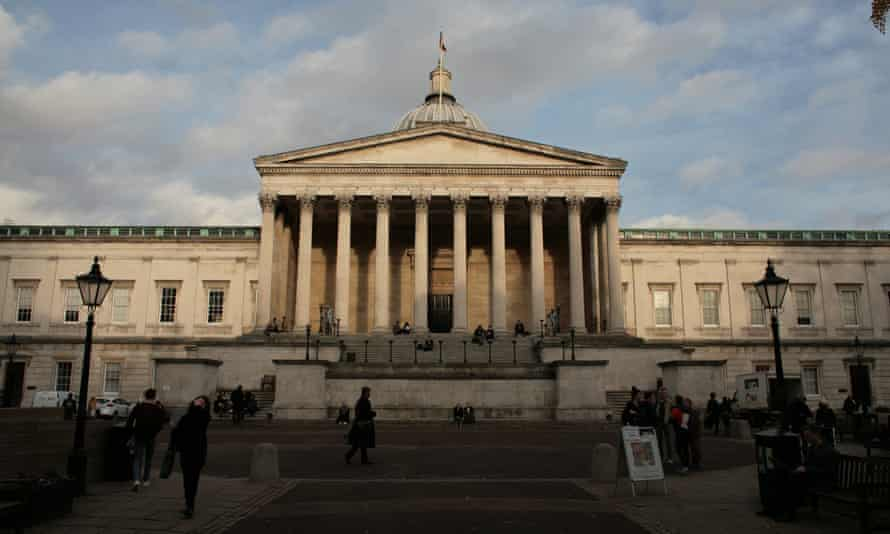 University College London, where an event called Quad Under Occupation was cancelled.