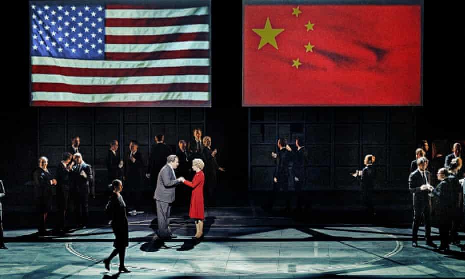 A new generation ... Nixon in China at The Royal Danish Opera.