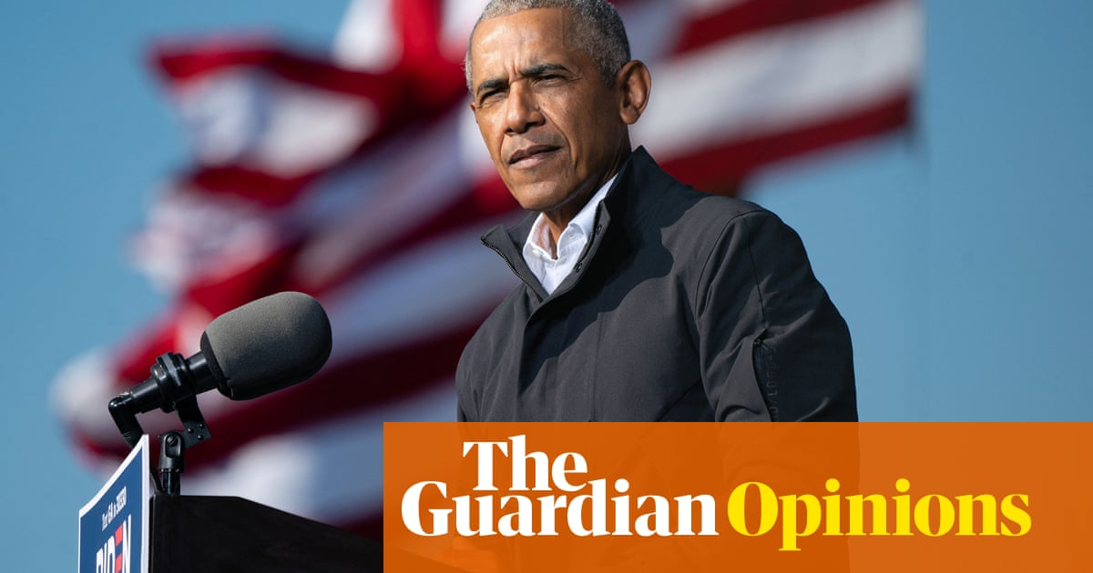 Obama hasn't changed much at all. There's something frustrating about that